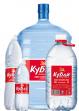 Горная питьевая вода «Кубай»