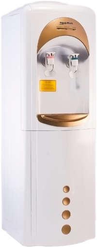 Кулер для воды Aqua Work 16-LD/HLN бело-золотой