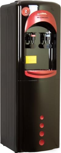 Кулер для воды Водораздатчик Aqua Work 16-LW/HLN черно-красный