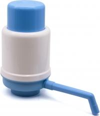 Помпа для воды Дельфин Квик голубая (в пакете)