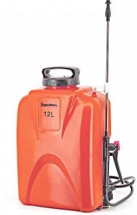 Опрыскиватель-дезинфектор ранцевый Aqua Work KF-12C-3 с литиевым аккумулятором