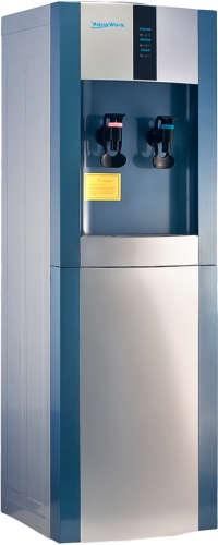 Кулер для воды Кулер для воды Aqua Work 16-L/EN серебристо-синий