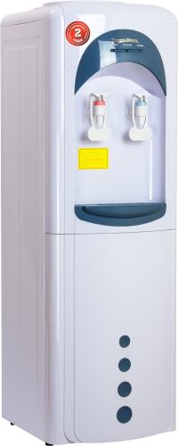 Кулер для воды Aqua Work 16-L/HLN(3L) бело-синий с большим баком нагрева