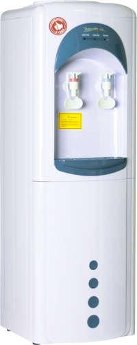 Кулер для воды Водораздатчик Aqua Work 16-LW/HLN бело-синий