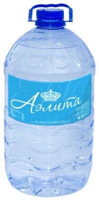 Природная питьевая вода - 6 л.