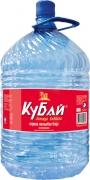 «Кубай» горная питьевая вода в одноразовой таре