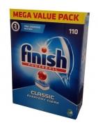 Финские Таблетки FINISH CLASSIC Everyday Clean 110 штук