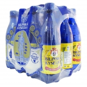 Вода лечебно-столовая «Билинска Киселка» 12х0,5 л