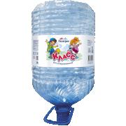 """Питьевая вода """"Пилигрим. Класс"""" одноразовая тара"""