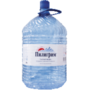 Талая ледниковая вода «Пилигрим» одноразовая тара 18,9 л.