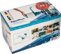 Помпа для воды Помпа для воды Дельфин Эко голубая (в коробке)