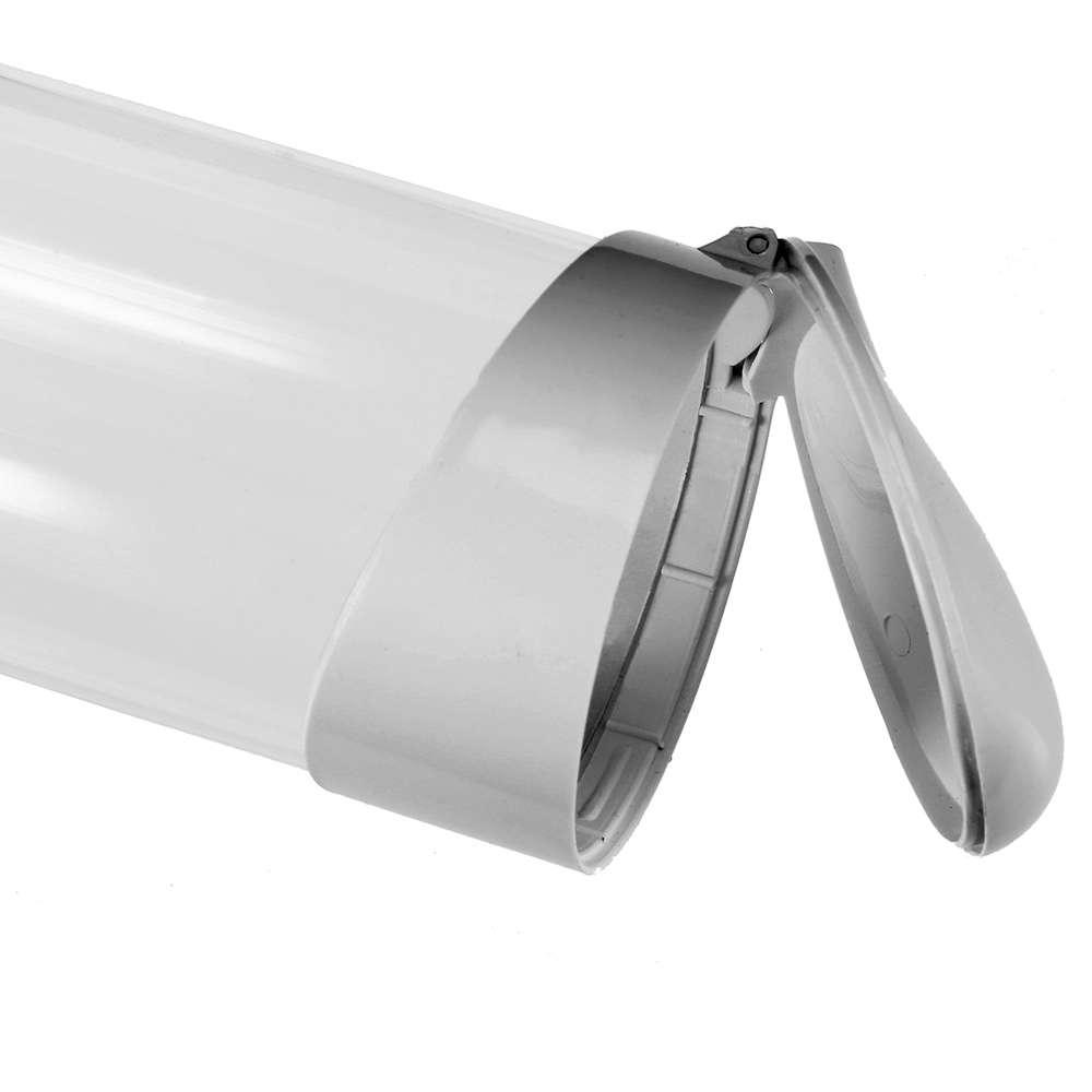 Держатель для стаканов на шурупах (белый, черный, серебро)