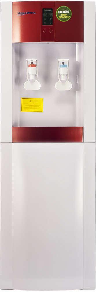 Кулер для воды Кулер для воды Aqua Work 16-LD/EN-ST бело-красный