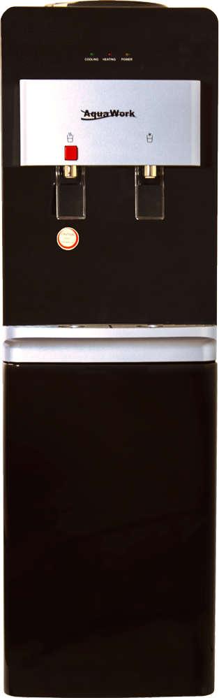 Кулер для воды Aqua Work R86-W-черный