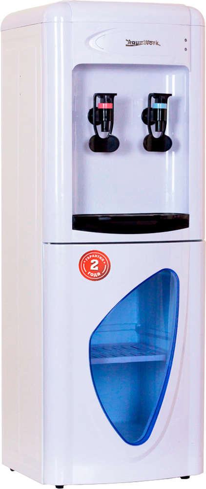 Кулер для воды Водораздатчик Aqua Work 0.7-LWR