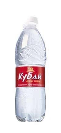 «Кубай» горная питьевая вода 0,5 л. (упаковка из 12 шт.)