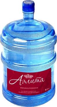 Артезианская питьевая вода - 18,9 л.
