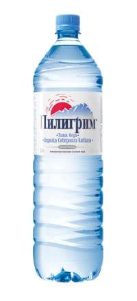 Талая ледниковая вода «Пилигрим» 1,5 л. (упаковка из 6 шт.)