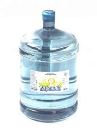 Артезианская питьевая вода «Варенька» 18,9 л.